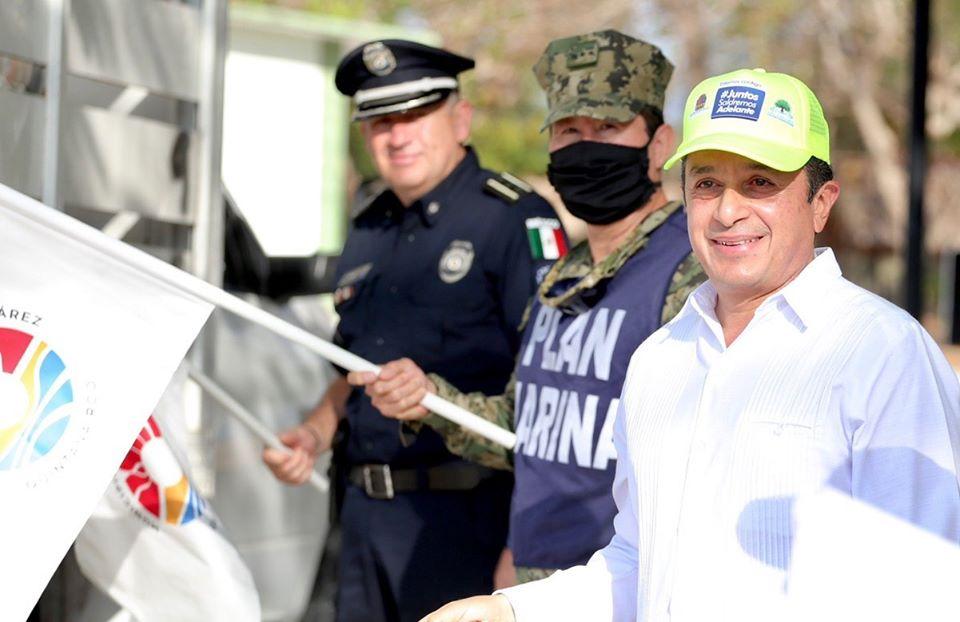Carlos Joaquín, gobernador de Quintana Roo