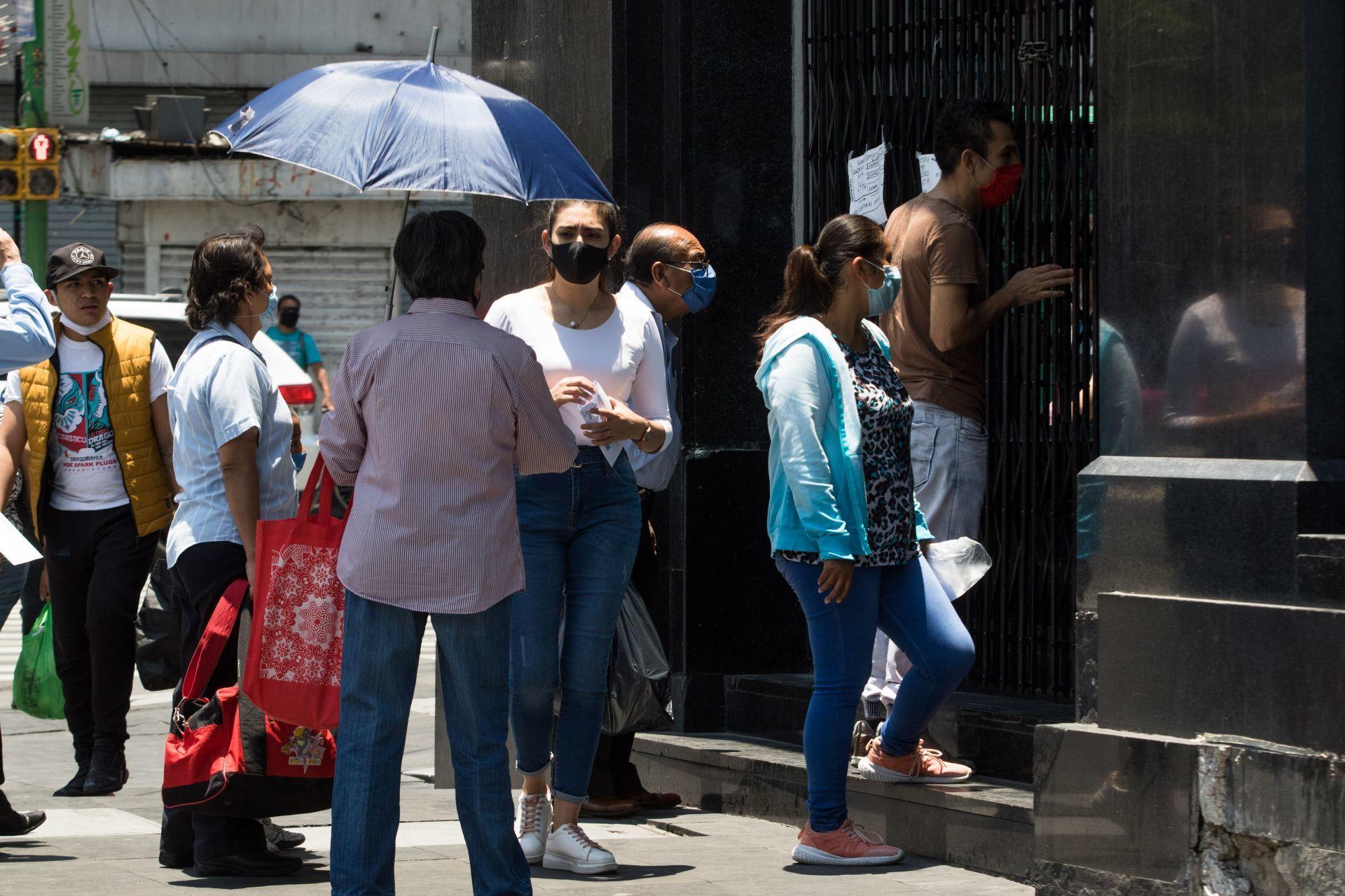 Gobierno de CDMX propone que personas vayan al Centro Histórico por orden alfabético