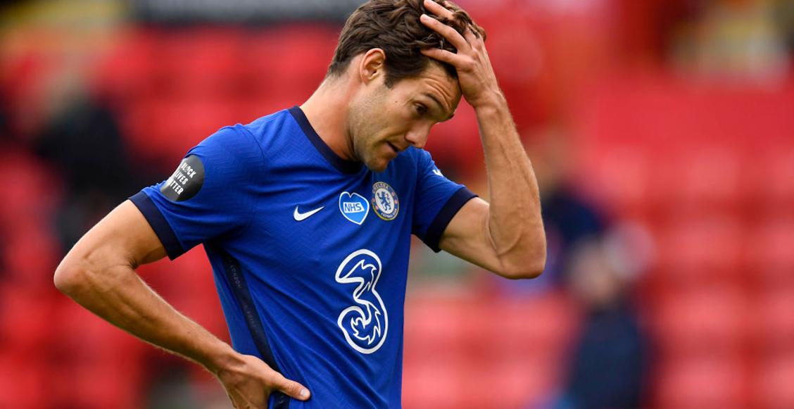 Peligra la clasificación del Chelsea a Champions League tras caer ante el Sheffield