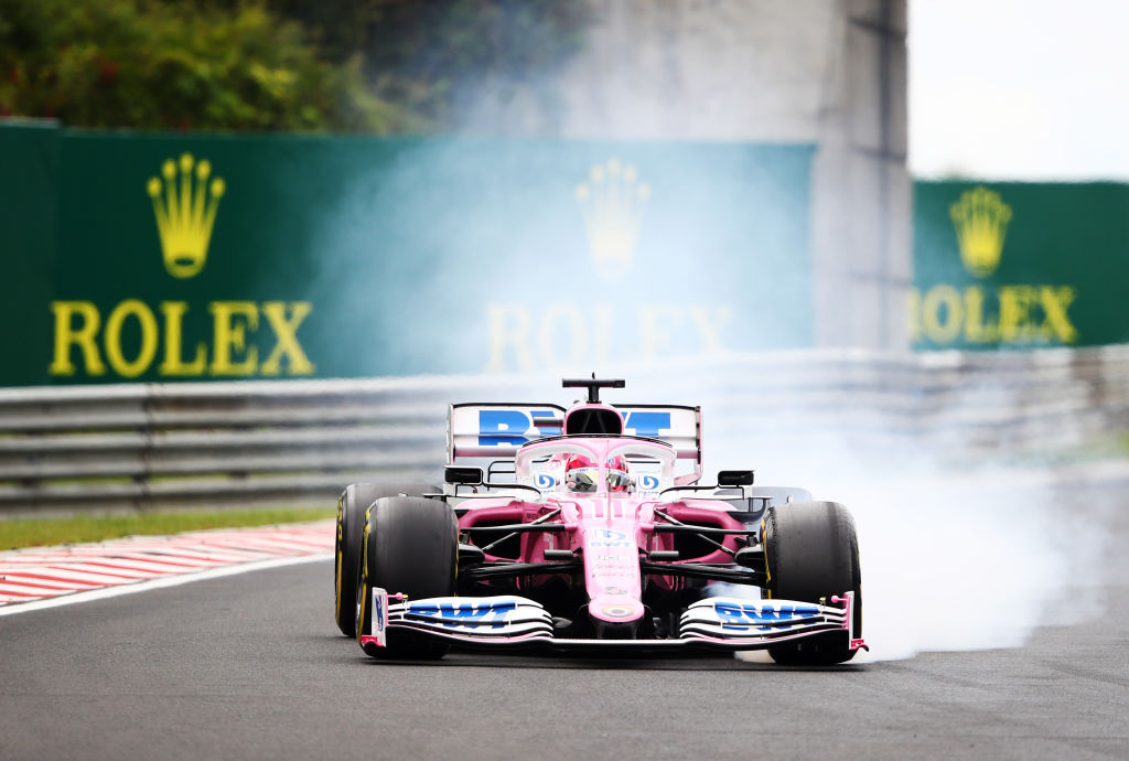 El choque de Verstappen, 'Checo' Pérez en el 'top 6' y el factor lluvia: Lo que nos dejó el Gran Premio de Hungría