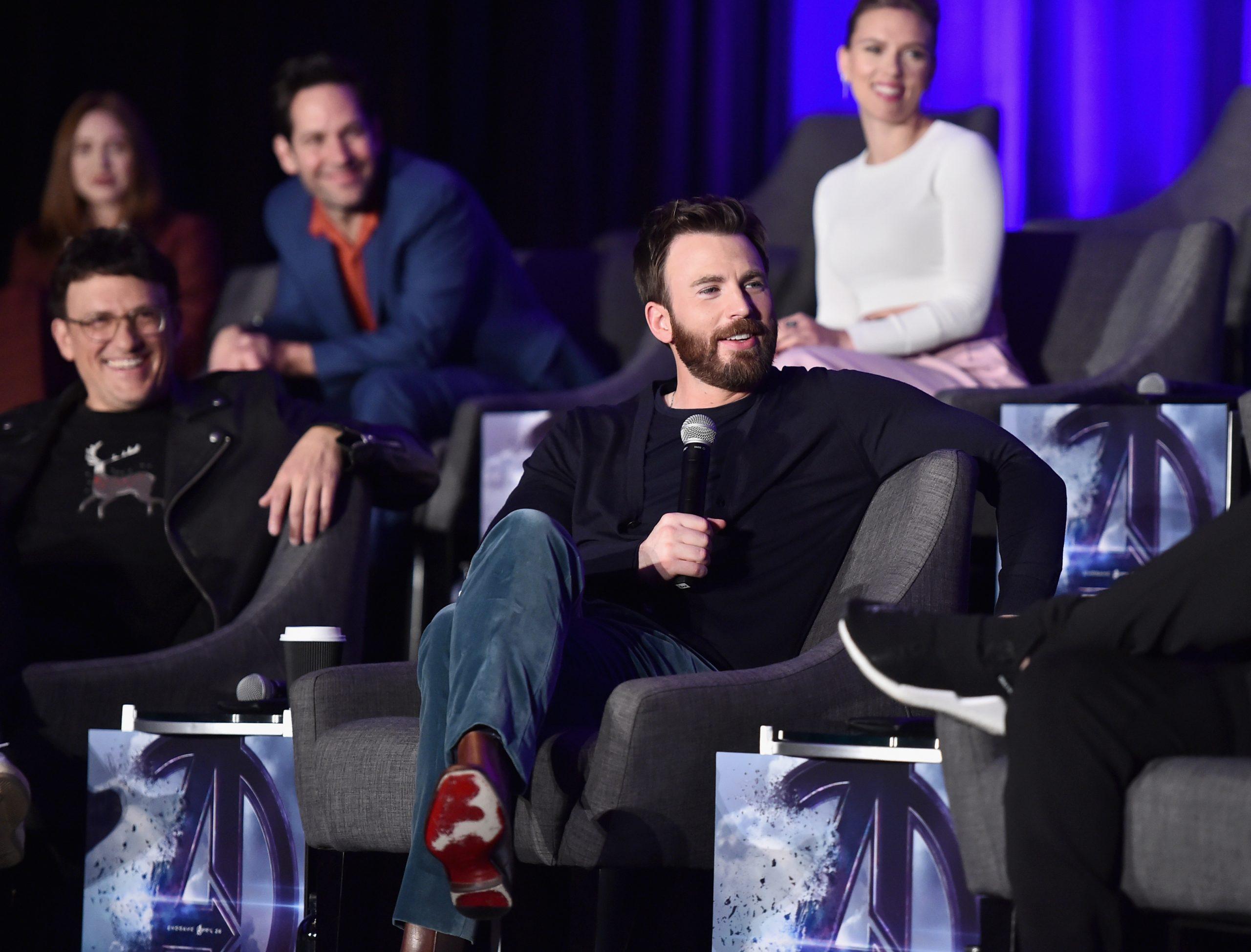 Netflix reunirá a Ryan Gosling y Chris Evans en 'The Gray Man'