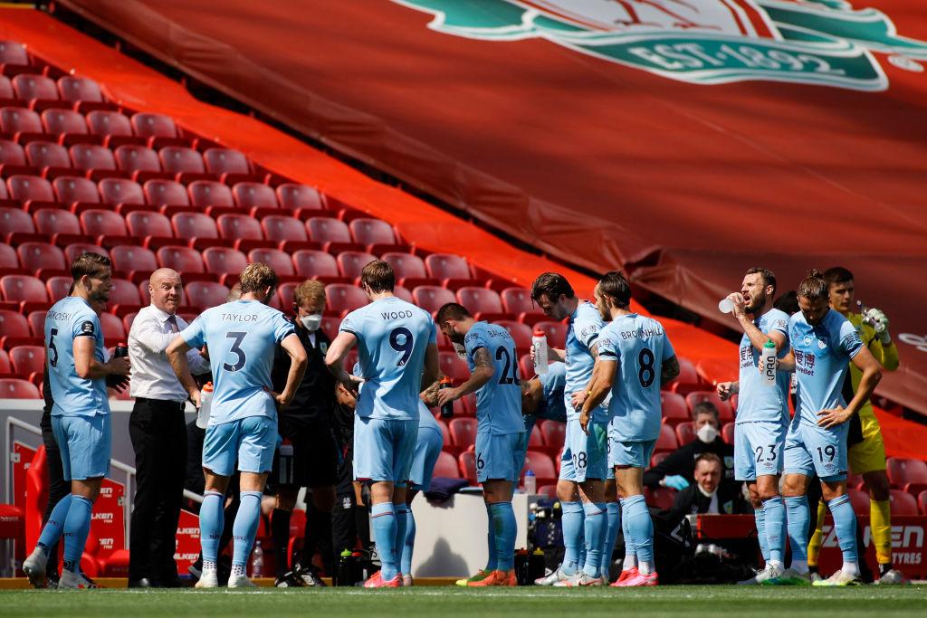 La combinación que llevaría al Burnley a Europa League por segunda vez en su historia