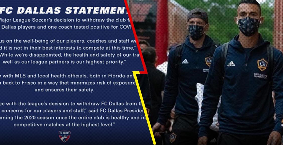 La baja de Dallas y los casos de coronavirus: ¿Qué pasa en la MLS y cuál será su futuro?
