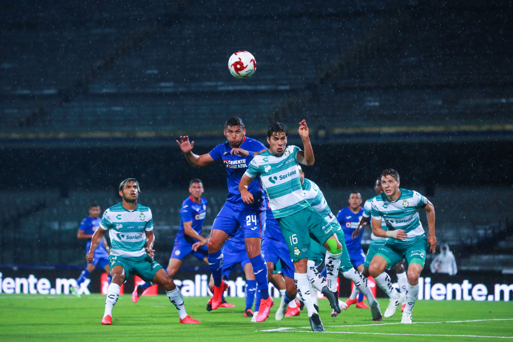 Cruz Azul nueve partidos consecutivos sin derrota