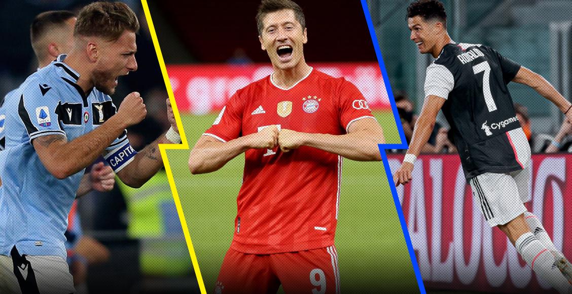 Cristiano amenaza a Lewandowski: Así va la lucha por la Bota de Oro 2020