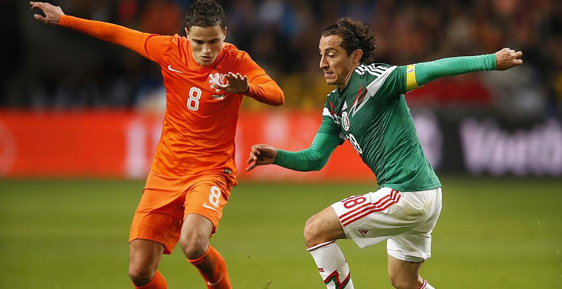Lo que tienes que saber del regreso de la Selección Mexicana y su juego ante Holanda