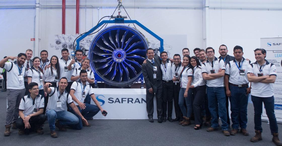 Ebrard anuncia que la aeronáutica Safran construirá una planta en Chihuahua