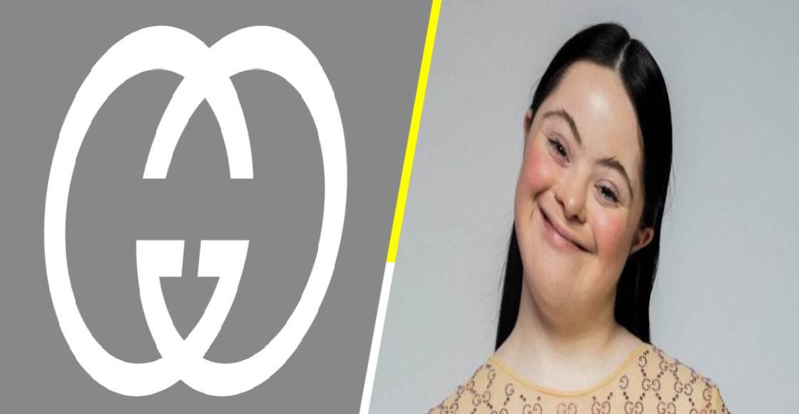 Ellie Goldstein, la modelo con síndrome de Down es el nuevo rostro de Gucci