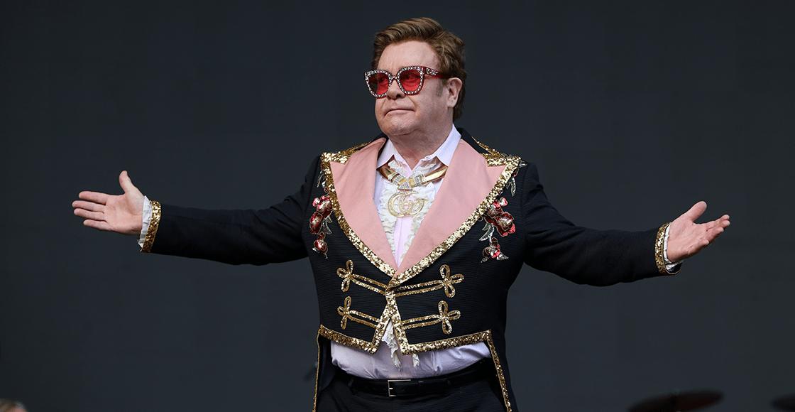 ¡Elton John transmitirá en YouTube sus conciertos más legendarios!