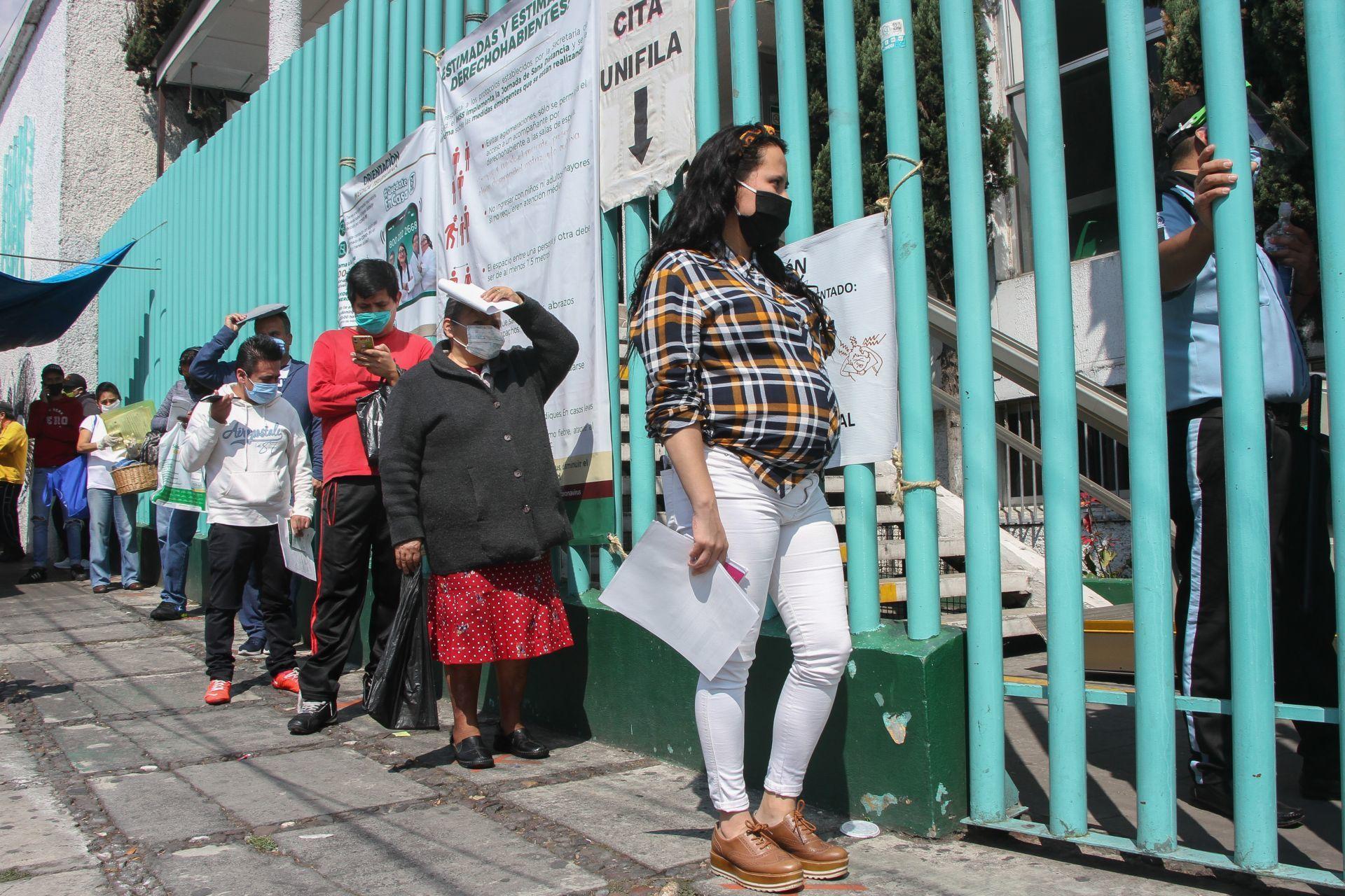 Conapo estima más de 171 mil embarazos no deseados en México por el coronavirus