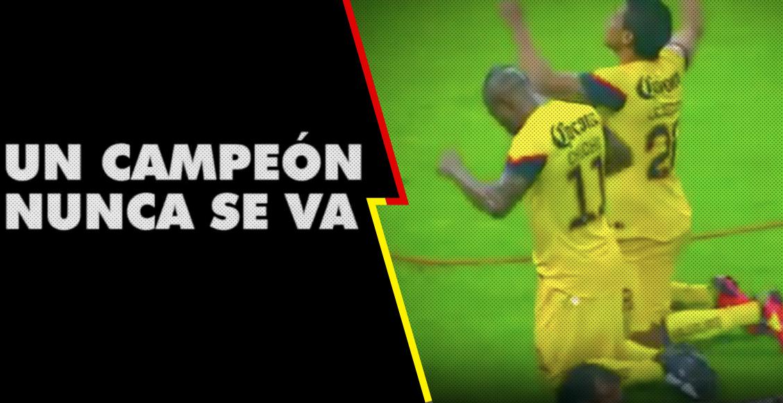 """""""Un campeón nunca se va"""": El emotivo video con el que América recordó a 'Chucho' Benítez"""