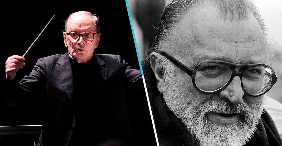 Ennio Morricone y Sergio Leone: Los arquitectos del spaguetti western