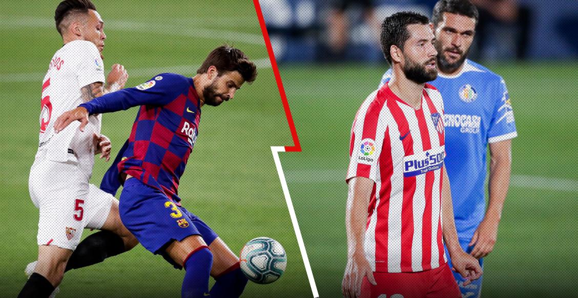 Los equipos españoles que aún no concluyen esta temporada