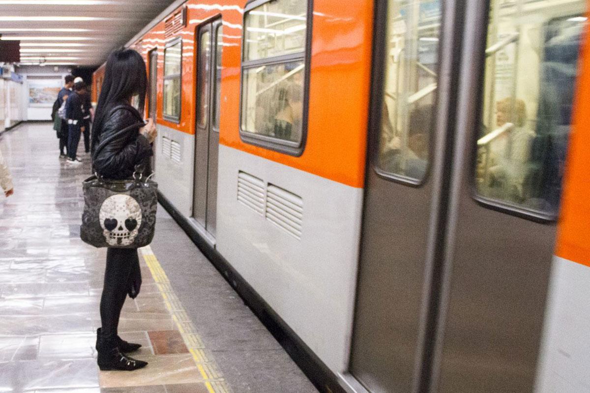Las estaciones del metro Zócalo y Allende cerrarán el fin de semana