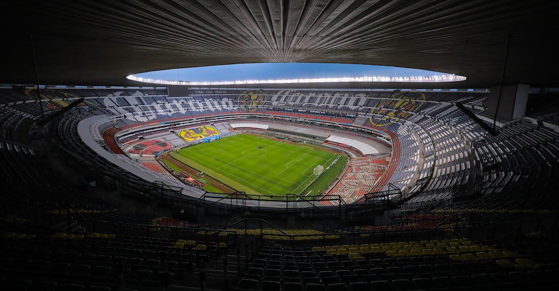 El motivo por el que América y Cruz Azul no jugarán en el Estadio Azteca en el inicio del torneo