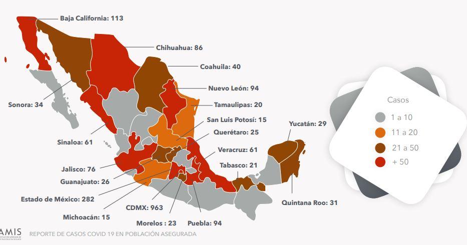 estados-mexico-seguro-gastos-medicos-covid-amis