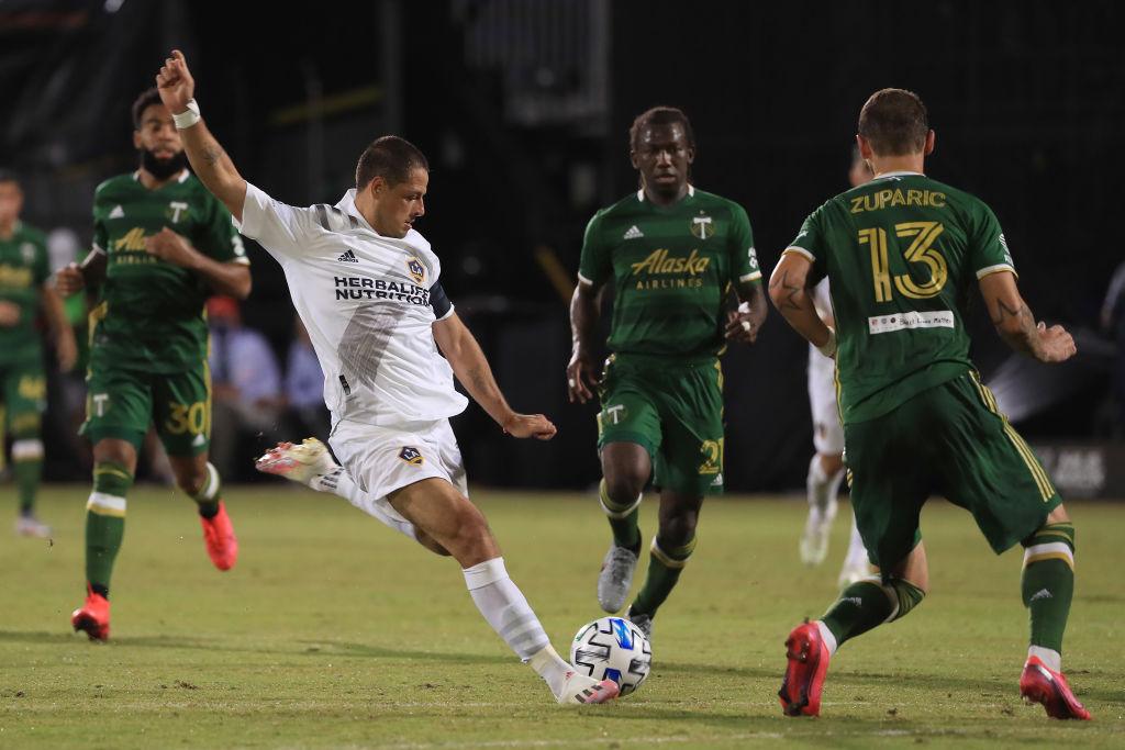 El pecado de Te Kloese que llevó al Galaxy al fracaso en el MLS is Back