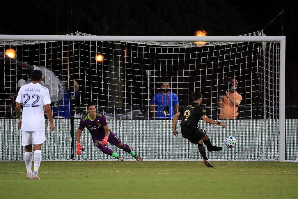 Galaxy vs LAFC MLS is Back
