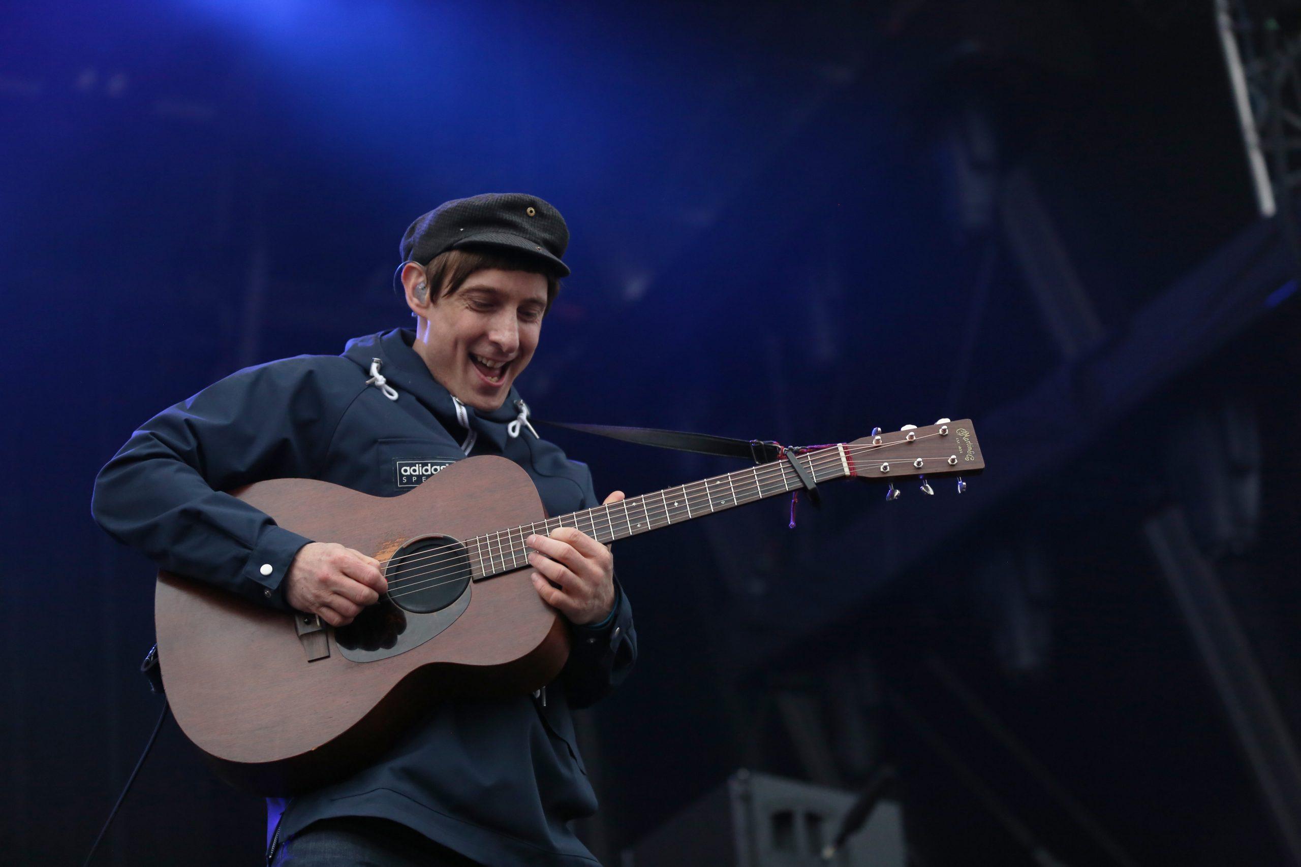 Gerry Cinnamon: La joya escocesa del folk rock que DEBES escuchar