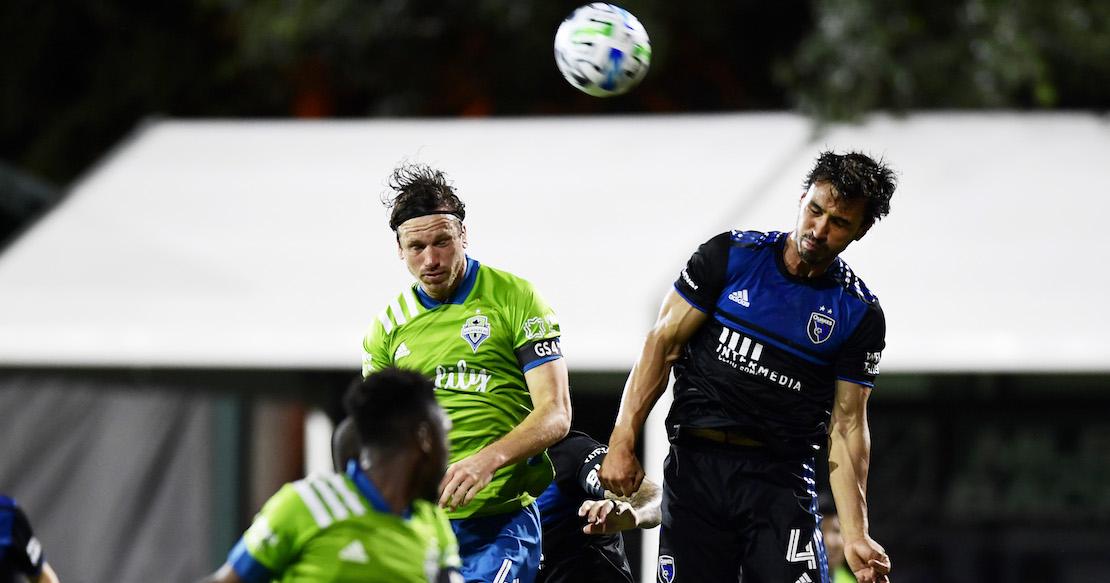 MLS is Back: El gol de Oswaldo Alanís que salvó al San José Earthquakes frente a los Whitecaps