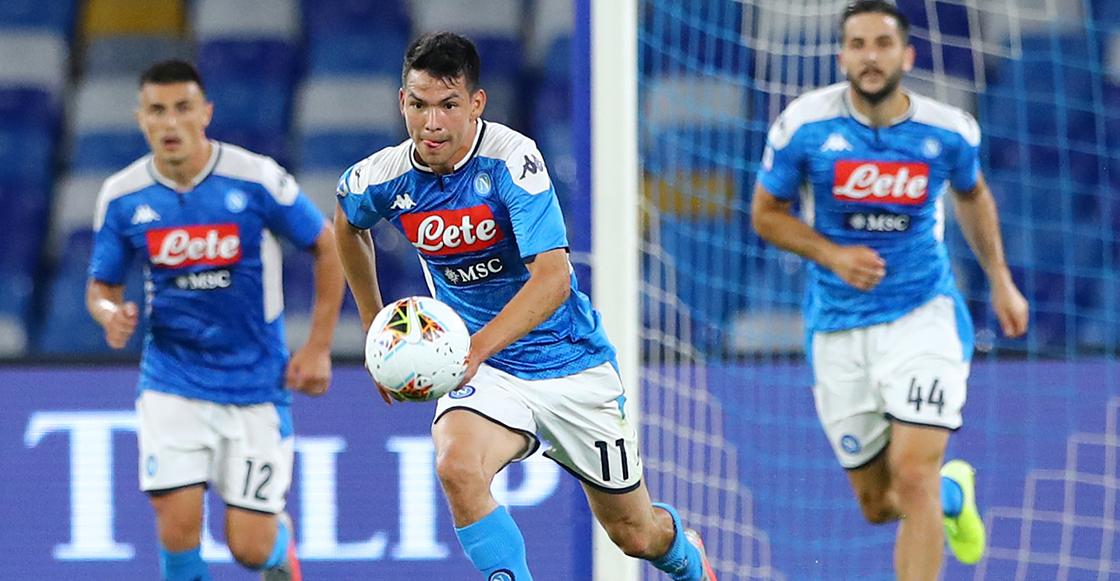 'Chucky' guió al Napoli a Europa y al Genoa al descenso