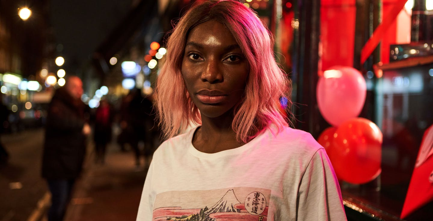 Michaela Coel da vida a Arabella en 'I May Destroy You'.