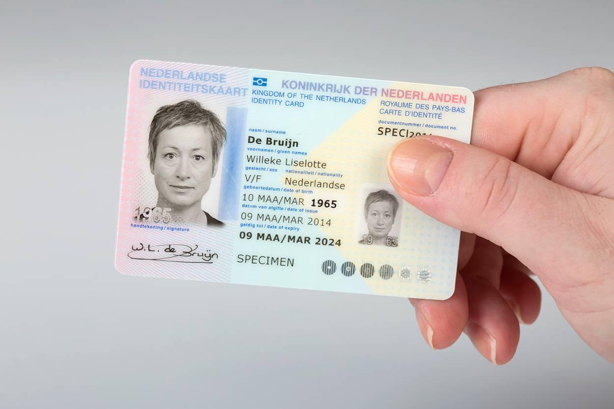 Identificación Holanda