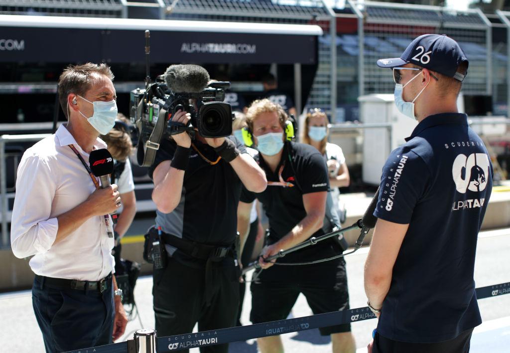 En imágenes: Así luce el circuito del Gran Premio de Austria