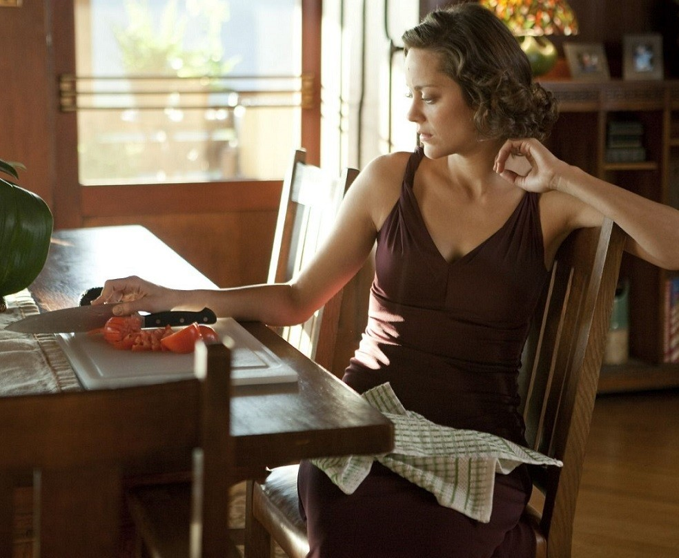 Mal, interpretada por Marion Cotillard, en 'Inception'