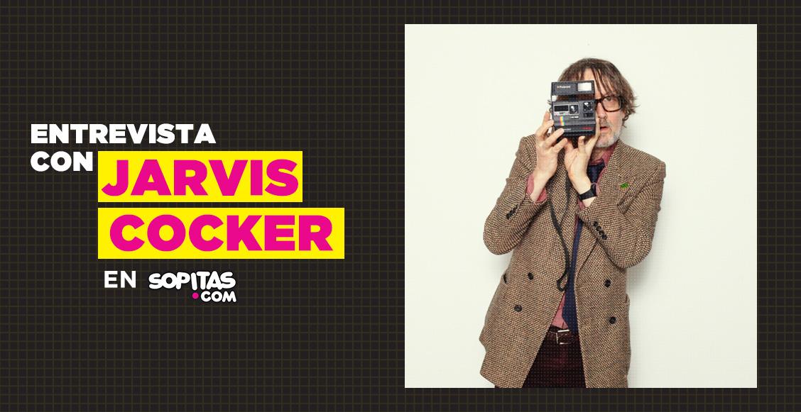 El poder de la música, la creatividad y la evolución: Una entrevista con Jarvis Cocker