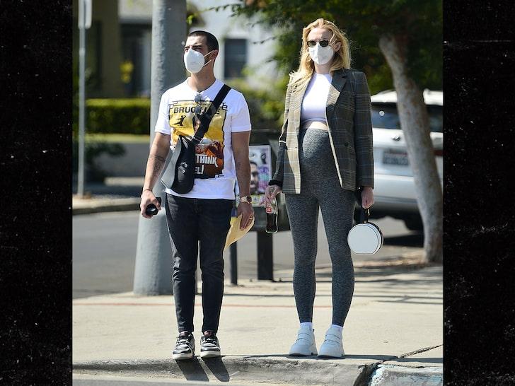 Fíjate Paty: ¡Ya nació el bebé de Joe Jonas y Sophie Turner!
