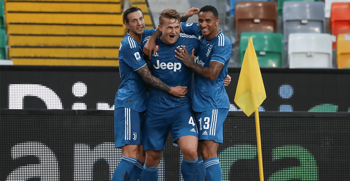 El récord histórico que alcanzó la Juventus tras coronarse en la Serie A
