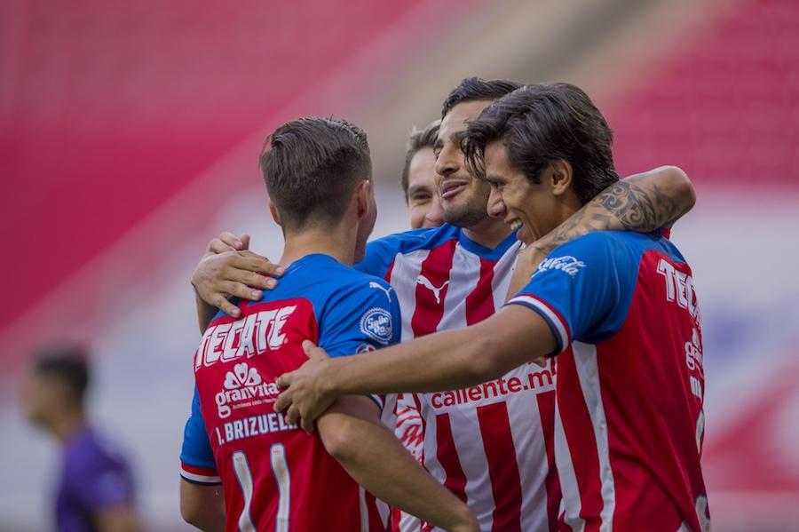 Copa por México: Las Chivas se aprovechan del Mazatlán y sellan el pase a las Semifinales