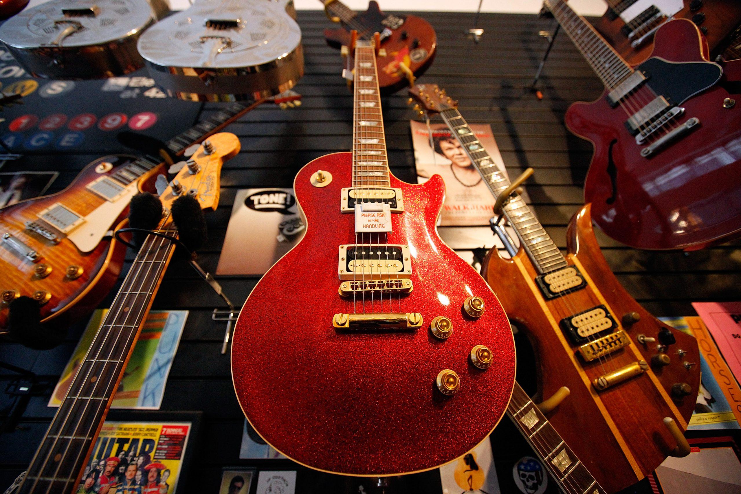Leo Fender y Les Paul: Los hombres que le dieron voz al rock