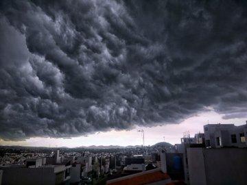 ALV: Las imágenes y los videos de las granizadas que cayeron en CDMX, Puebla e Hidalgo y