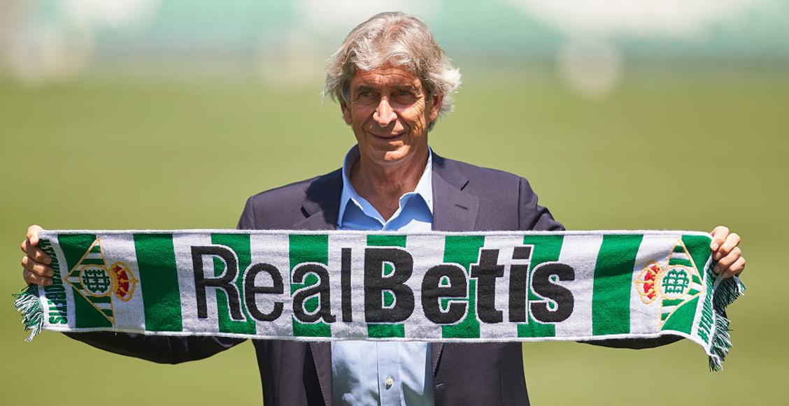 """Pellegrini advierte cambios en la plantilla del Betis: """"Habrá refuerzos y salidas"""""""