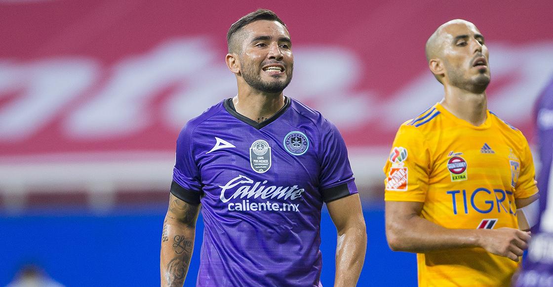 Debut del Mazatlán FC en la Copa por México