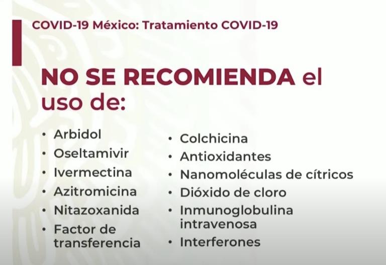 medicamentos-no-recomendados-covid-19