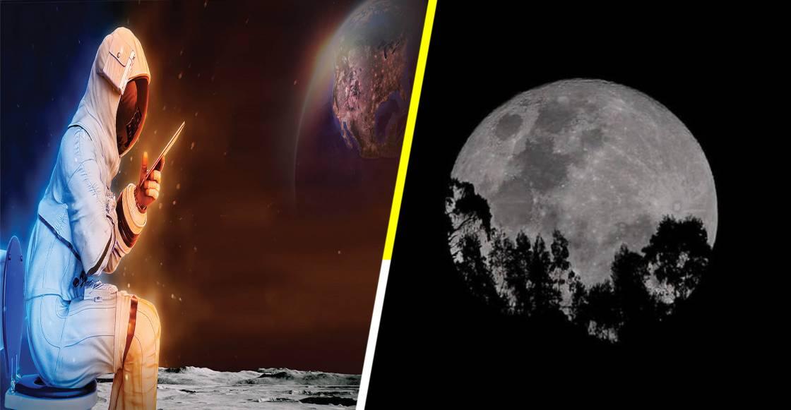 NASA ofrece 35 mil dólares a quien diseñe un inodoro que sirva en la Luna