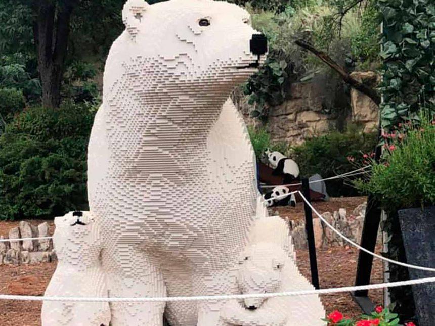 oso-polar-lego