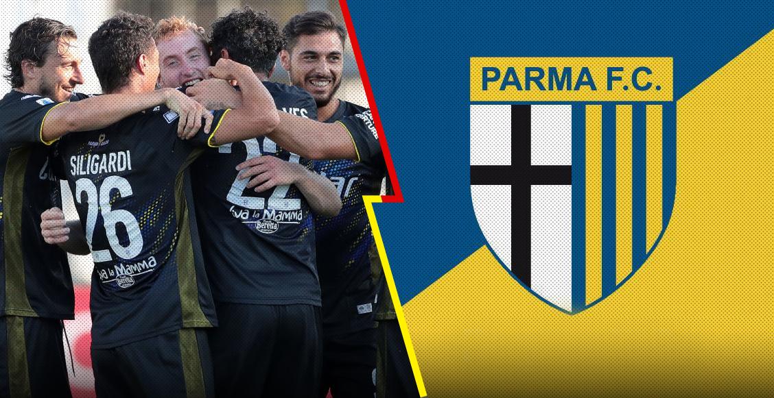 Estos han sido los 7 nombres que ha tenido el Parma en 100 años