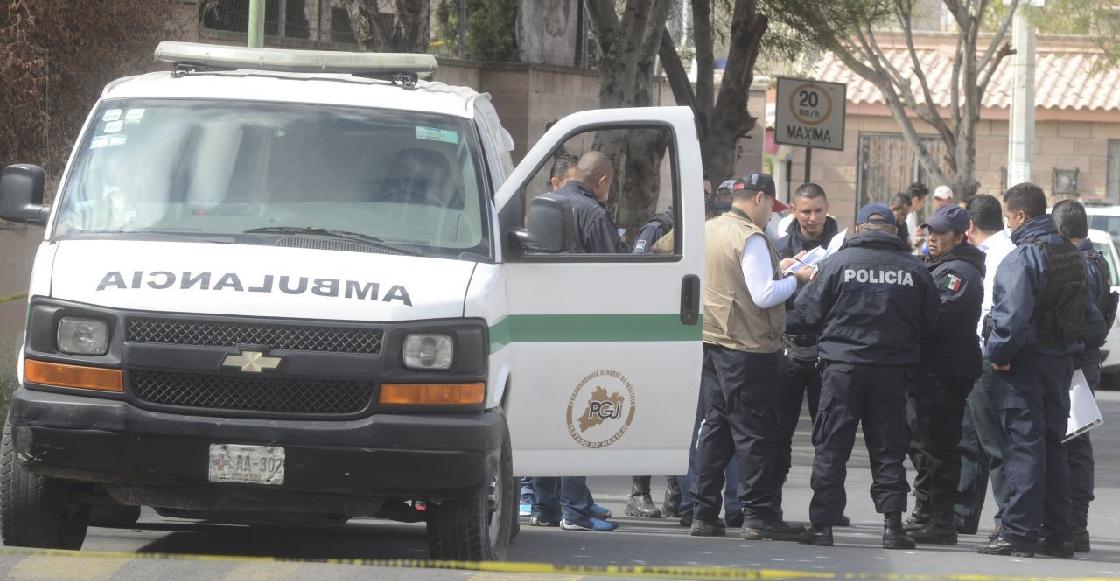 """""""En gratitud por su trabajo"""": Regalan comida a policías de Chicoloapan y los mandan al hospital por intoxicación"""