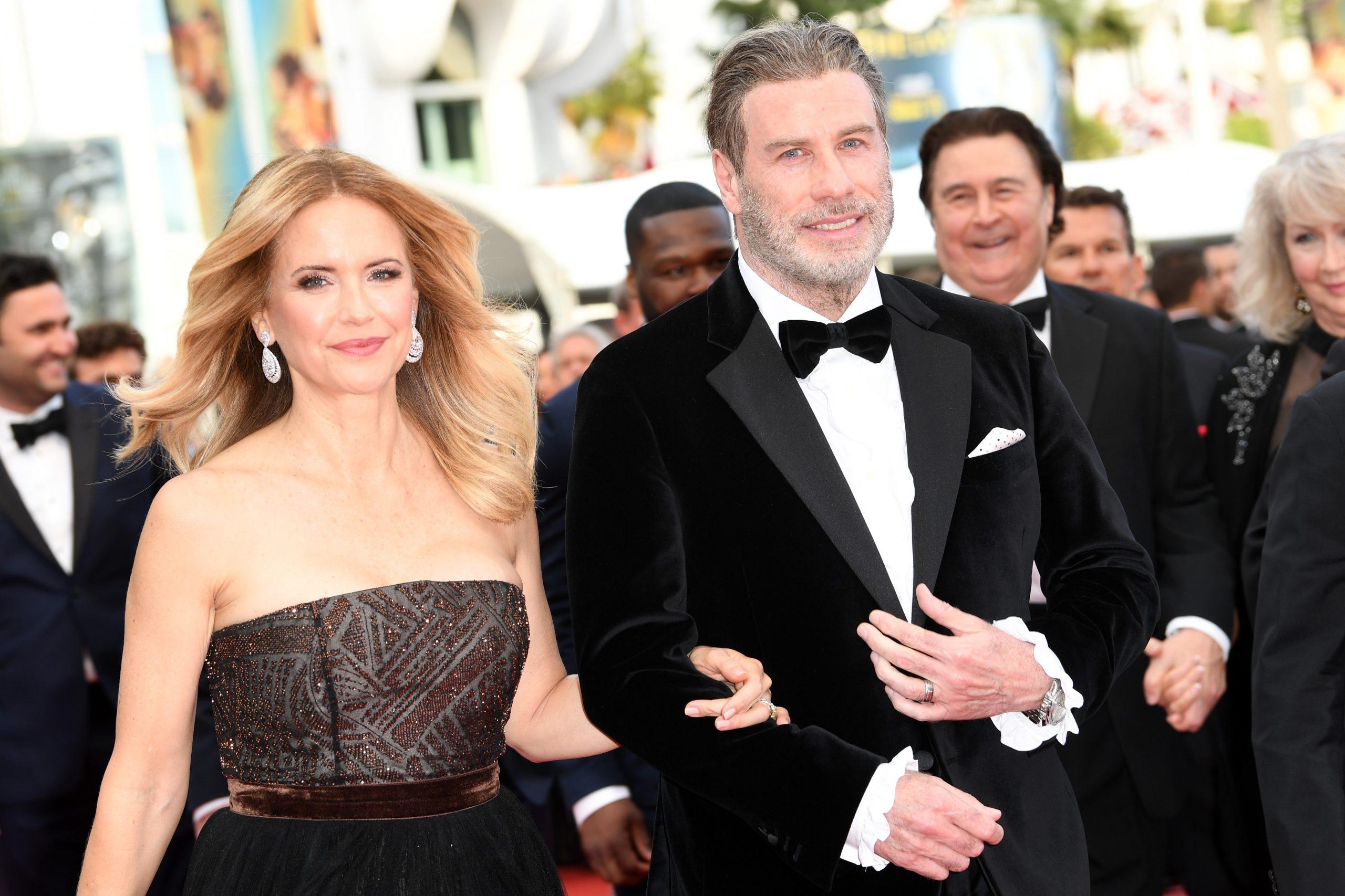 Murió a los 57 años Kelly Preston, actriz y esposa de John Travolta