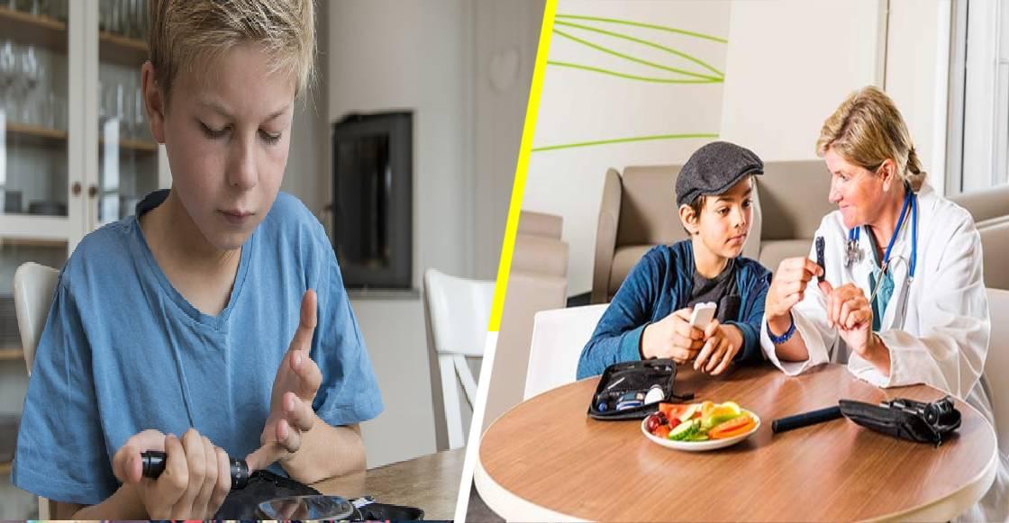 ¡El invento del siglo! Los niños ya pueden saber si desarrollarán diabetes tipo 2 en su vida adulta