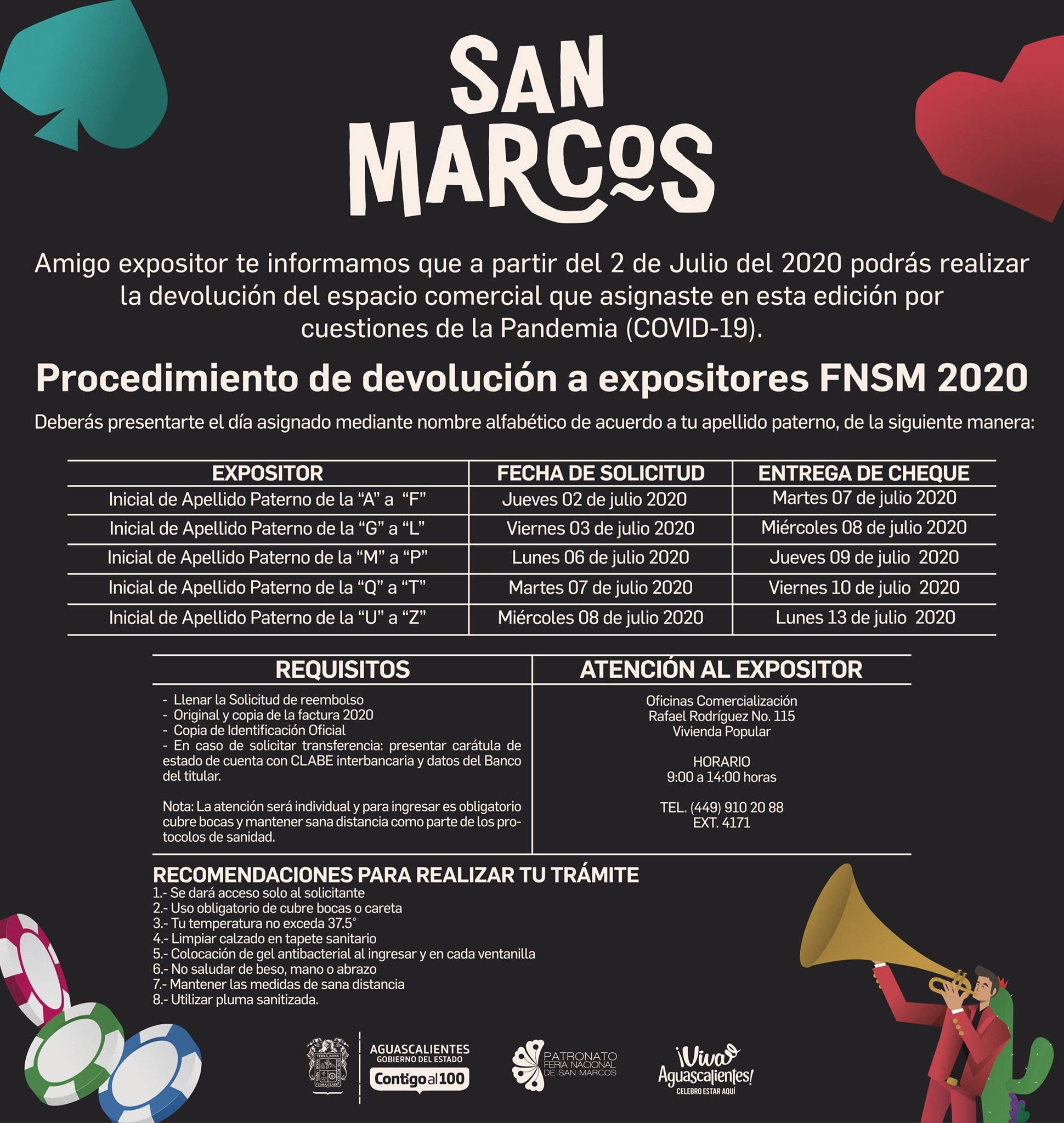 reembolso-feria-san-marcos-2020