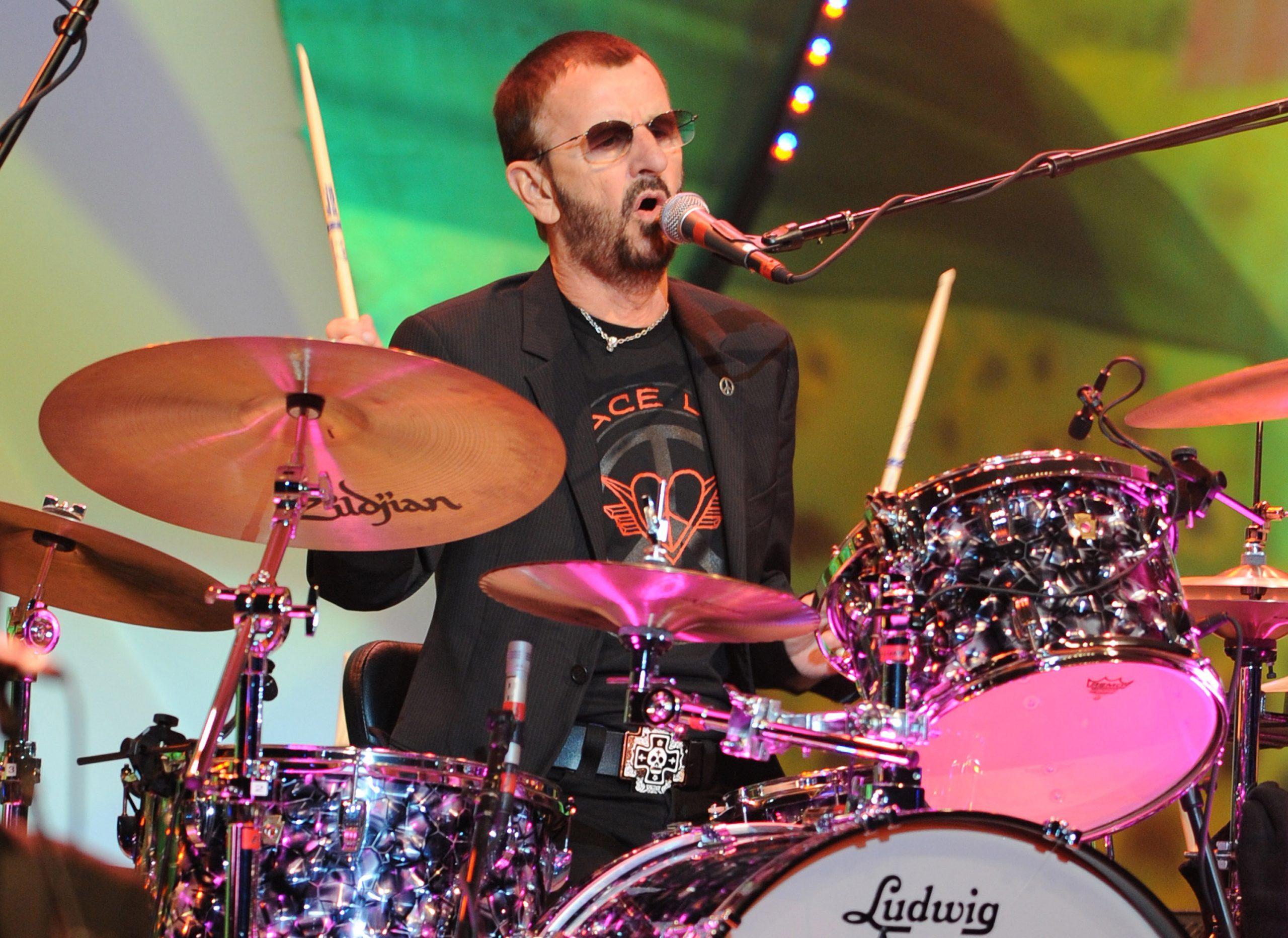 Ringo Starr celebra sus 80 años con un concierto virtual junto a Paul McCartney