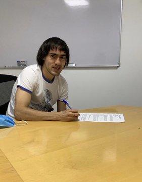 Cruz Azul anunció al Shaggy Martínez