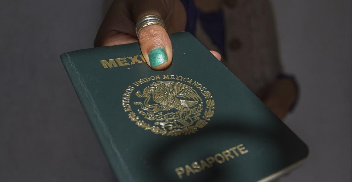 Pasaporte electrónico México