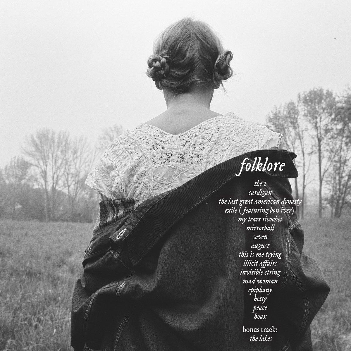 'Folklore' de Taylor Swift: Un intento en pertenecer y conquistar un nuevo género musical