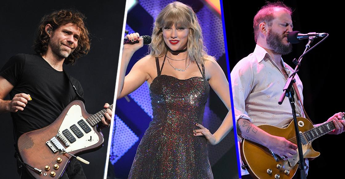 Porque cuarentena: Taylor Swift lanzará hoy un nuevo disco con una colaboración junto a Bon Iver